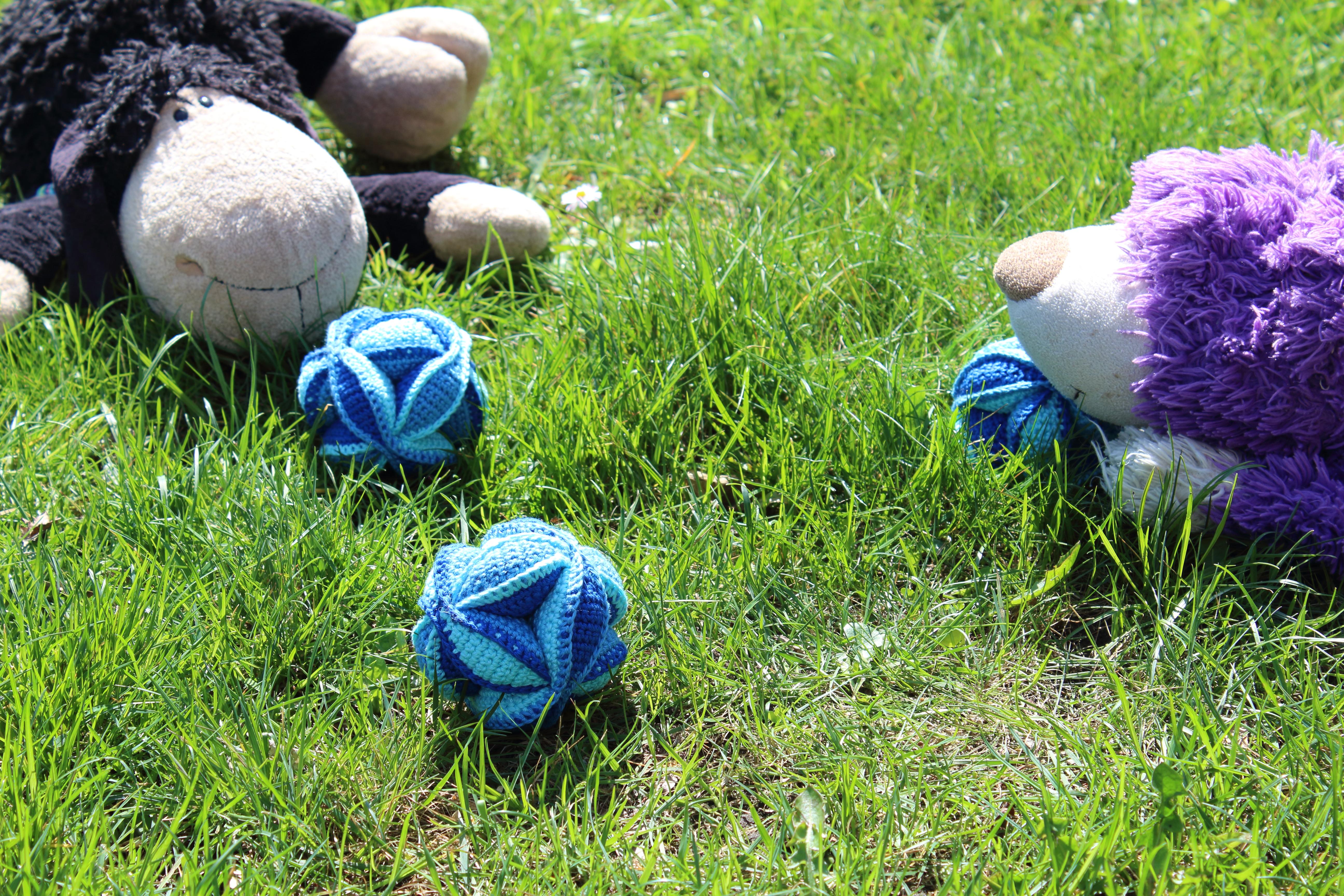 Amish Puzzle Ball Smokys Kreativwerkstatt